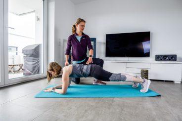 Ganzheitlicher Rückenschulkurs