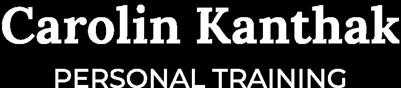 Carolin Kanthak | Personal Training