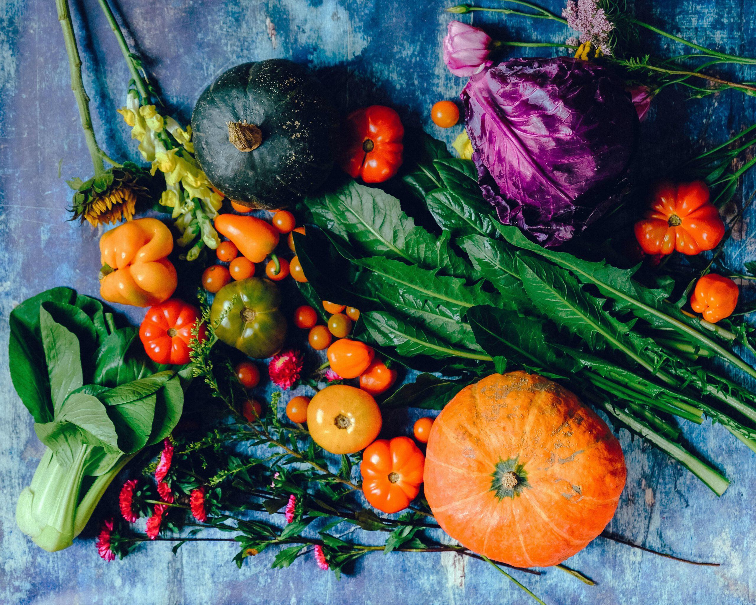 Gesunde Ernährung_Gemüse